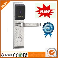 35-55mm door thickness hotel key card door lock