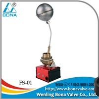 BONA Float Control for Steam Boiler
