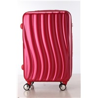Biggest Factory Fashion Colors Suitcase Abs/pc Trolley Travel Luggage