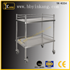 Stainless Steel Medical Trolley Instrument Trolley