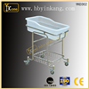 baby hospital bed stainless steel infant bed