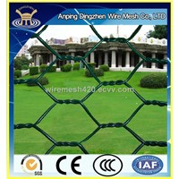 Europe Best Selling PVC Coated Hexagonal Wire Mesh Hot Sale