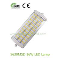 16W 20W LED R7S Bulb Light/R7S LED Lighting/LED Retrofit Lamp/Replace 200W Halogen Lamp