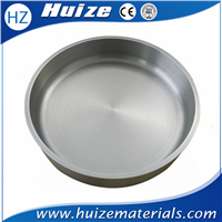 99.95% High Purity Tungsten Crucible Price in China Supplier