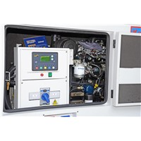 990kVA Soundproof Generator Diesel Genset Power by Cummins