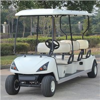 CE approve Marshell 6 seater electric golf cart