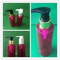 Plastic Hair conditioner bottle Hair shampoo bottle
