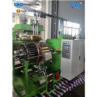Pneumatic Automatic-Motorcycle Tyre Building Machine with Ply Servicer / Tyre forming machine