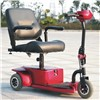 three wheel electric mobility scooter for elderly / handicapped / disabled