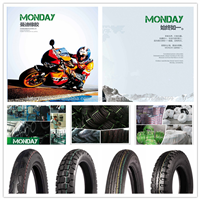 Lotour Brand high quality motorcycle tires,tricycle tires, scooter tires