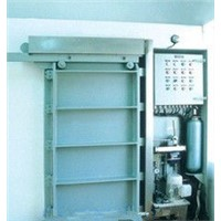 Marine Access Doors Quick Action Wheel Hinged Hydraulic Sliding Watertight Door For Ship