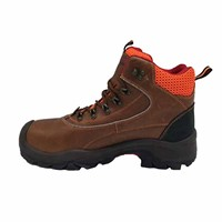 Safety Security  Working Leather Industrial Safety Shoes protective footwear Work boots-CF-177