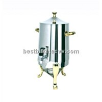 Stainless steel restaurant drink dispenser/coffee urns / coffee dispenser