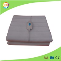 synthetic wool electric heating blanket manufacture with CE/CB/GS/SAA