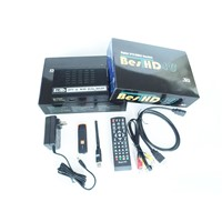 Best HD 4U for Africa to open IPTV HD channels support 3G dongle