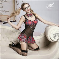 Factory wholesale adult japan sexy school girl student uniform costume
