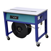 High Table semi automatic strapping machine for carton or box