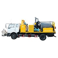 Pavement patcher (cold recycler)