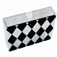acrylic clutch_lucite cluthch bag factory_manufacturer
