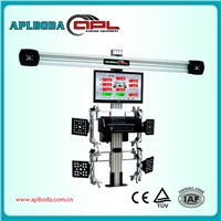 for garage/4S shop /tire shop with CE 3D Four wheel alignment