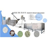 Baby Food Powder Nutritional Powder Processing Machine