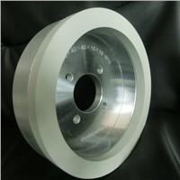 CNC grinding wheel, vitrified diamond grinding wheel