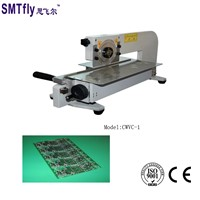 aluminum substrate led strips pcb depaneler, v-cut pcb depaneling machine