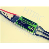 High performance HTIRC Dragonfly-40A for multi-rotor