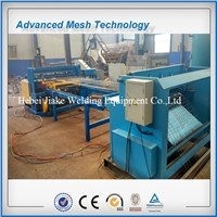 Full Automatic Wire Mesh Welding Machines for making Poultry Chicken Cage Mesh(JK-AC-1200S)