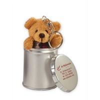 Plush Bear in Can Stuffed&Plush Toys Soft Toys/Peluches/Giocattoli Di Peluche/Juguete De Peluche