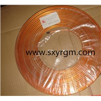 copper coated steel tube in refrigerators