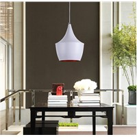 Modern style aluminum lamp shade CE pendant lighting for dining