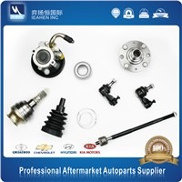 China Suppliers Full Range Auto Drive Axles Parts
