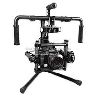 3-axis Brushless Gimbal /Canon 5D handle camera gimbal /Camera Mount / with 3pcs motors