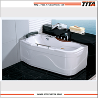 Simple Massage/Whirlpool Bathtub