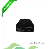2015 HD DVB-T2 Mini Digital TV Receiver