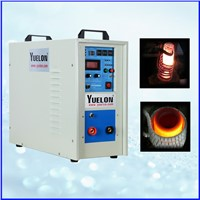 40KW high fequency induction heating system for hot forging/hot forging machine