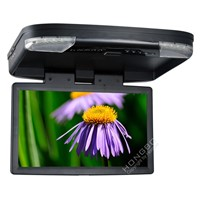 15.6'' Flip-down Car DVD Player with USB/SD(MP5), IR/FM Transmitter, HDMI,  Wireless game
