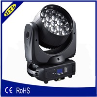 19*12w RGBW 4in1 dmx zoom led moving head