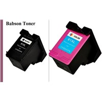 Ink cartridge H61XLB/C for use in HP DeskJet 1050/2050/2050s/1010/1510