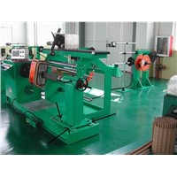 enamel copper wire winding machine for power distribution transformer