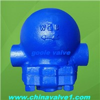 FT14 ball float steam trap (Threaded)