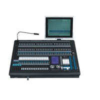 DMX Controller Pearl 2010 Computer DMX Controller with Flash Drive Stage Light Console for DJ Equipments