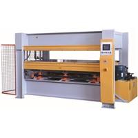 Woodworking Hot Press Machine for Doors