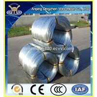 Low Price Electro Galvanized Iron Wire For Sale / Cheap Electro Galvanized Iron Wire Price