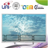 S6200 Sliver metal luxury design  Full HD LED  Television with High Quality Wholesale Price
