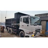 Used Mitsubishi dump truck  for sale