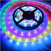5050SMD RGB LED Strip Light/2811IC 30pcs LED Flexible Strip Light 9W