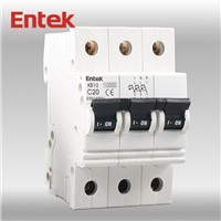 Miniature Circuit Breaker CE MCB 3P 6A