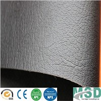 750GSM PVC Tarpaulin Leather Fabric for Tonneau Cover